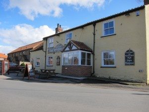 The Mended Drum Pub, Huby