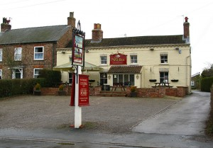 The New Inn Pub, Huby