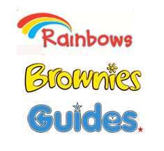 Image result for Rainbows Girlguiding